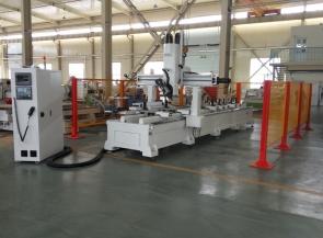 MÁY GIA CÔNG TRUNG TÂM CNC – 4 TRỤC - MA1000*6000*500
