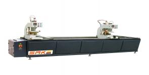 Máy hàn hai đầu cửa nhựa HJ02 - 3500.2/2A