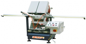 Máy phay rãnh thoát nước cửa nhựa SCX02 - 2X60